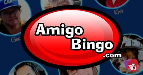 Amigo Bingo: Get to Know Your Friendly Chat Hosts