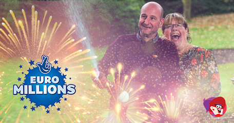 Ten Minutes After Receiving the All-Clear from Cancer, Lucky Brit Wins £1m on EuroMillions