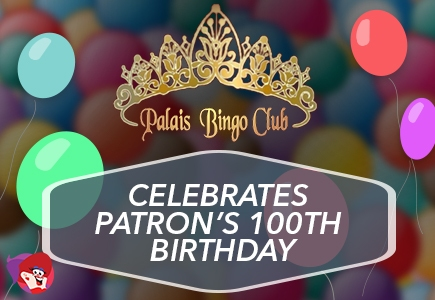 Parais Bingo Club Celebrates Patron's 100th Birthday