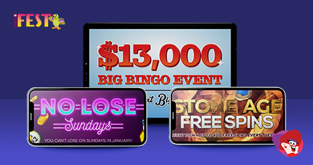 Discover No Lose Bingo, Epic Jackpots and Bountiful Spins Here