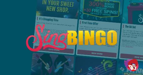 Sing Bingo – Where Free Bingo, Promotions and Big Jackpots Rock!