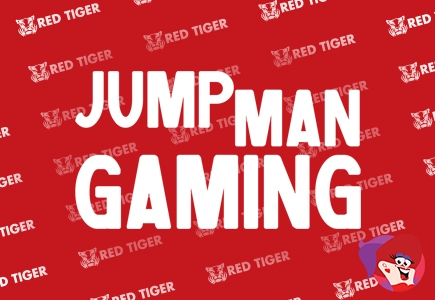 Jumpman Gaming and Red Tiger Sign Supply Deal