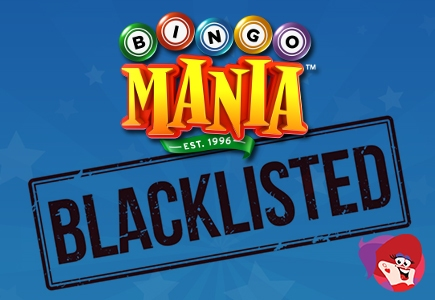 Bingo Mania Blacklisted - Beware!