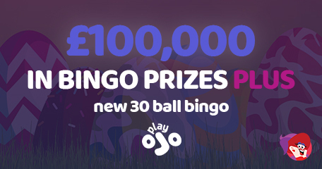 Play OJO Unveils New Speed Bingo and April Cash Showers