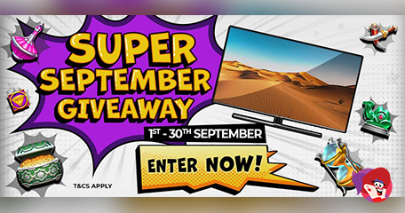 """Still Time to Win a 65"""" TV or £2K in Cash!"""