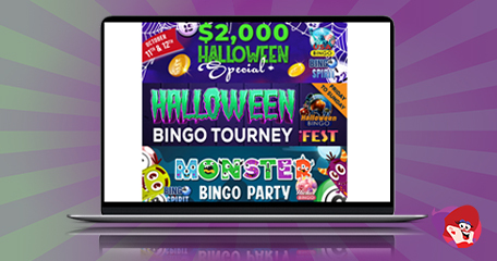 Get Ready for Spooktacular Promos Packed with Cash this October at Bingo Spirit
