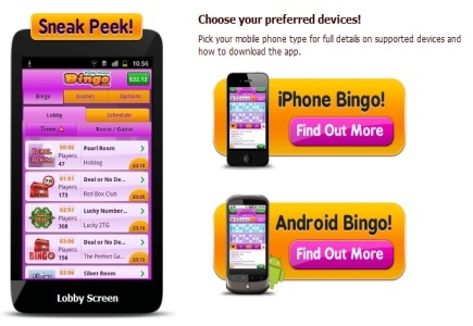Paddy Power Bingo Goes Android