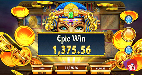 Cleopatra Makes a Come Back in Big-Prize Paying Sequel