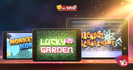 There Are 44 Ways to Win Over £200K at Mr Spin – Here's How!