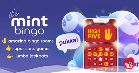 Pucker New Bingo Site with 'Refreshing' Rewards