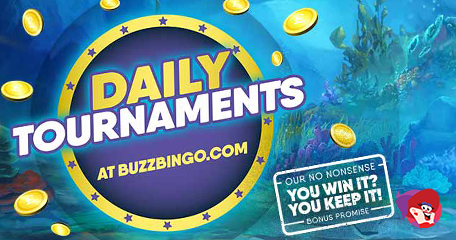 Slots Tourneys That Are Big on Fun and Not Wagering!