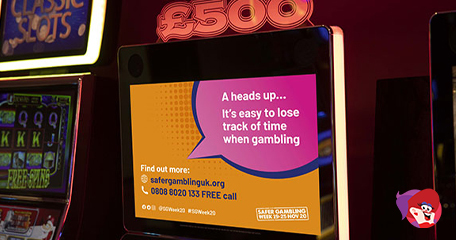 Safer Gambling Week is Almost Upon Us
