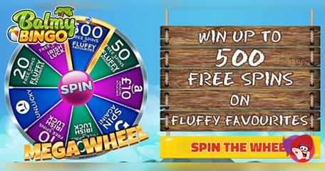 Let's Go Barmy for A New Bingo Arrival – Balmy Bingo!
