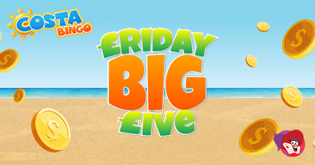 Go Bonkers for TGIF Bingo and a Weekend Full of Jackpots at the Sunniest Bingo Destination