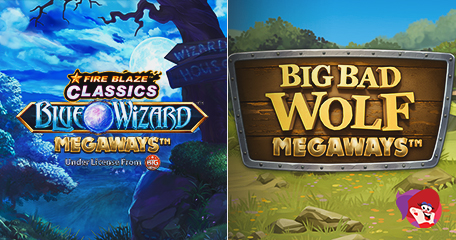 Wizardry and Fables Among New Megaways Titles