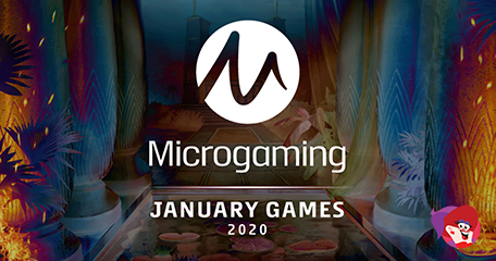 January Games 2020 – Everything to Come from Microgaming this Month