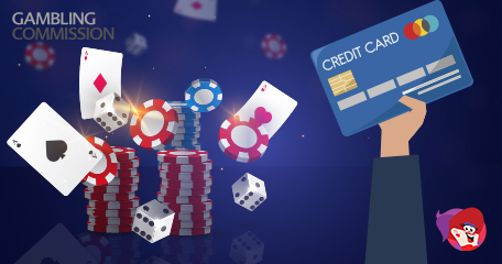 Gambling Commission Announces Ban on Gambling with Credit Cards