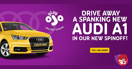 Win an Audi A1 in Exciting New Spin-Off Tournament