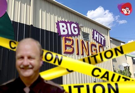 New Bingo Hall Was a Big Hit Until……..
