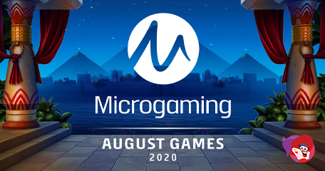 Microgaming Set to Liven Up its Portfolio with Vibrant Titles This August