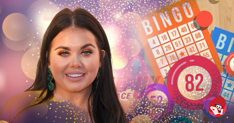 I'm a Celebrity Get Me Out of Here Star in Party Bust Up at Bingo Hall