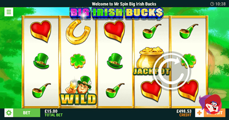 Try the New No Deposit Slot with an Irish Theme
