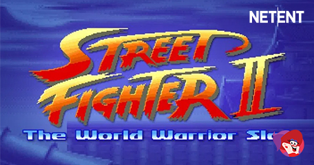 NetEnt Proving to Have All the Right Moves with New Street Fighter II Partnership