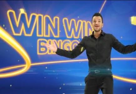 "Peter Andre Stars in ""Win Win Bingo"" Adverts"