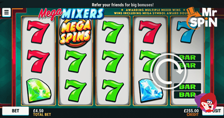 Mr Spin: A Dazzling New Game and No Deposit Offer