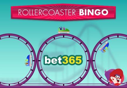 Bet365's Rollercoaster Bingo