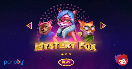 The Glam of Las Vegas Beckons in the New Mystery Fox Slot