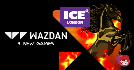 Not Attending ICE 2020? No Worries, We've a Preview of 9 Upcoming Titles from Wazdan to Share with You