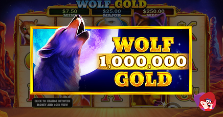 NHS Carer Lands Howling Win of £1m on New Wolf Gold Scratchcard