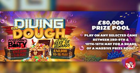 Bingo Cams: Go Diving for Dough in an £80K Adventure