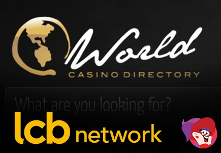 LCB Network Welcomes WorldCasinoDirectory.com