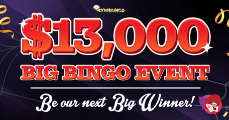 The Big Bingo Event is Coming – Are you Ready?