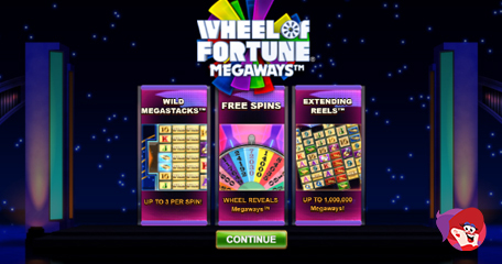 The Wheel of Fortune 1-Million Megaways is Coming!