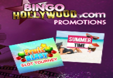 Bingo Hollywood Jumps into Summer with New Game and Exclusive Promo