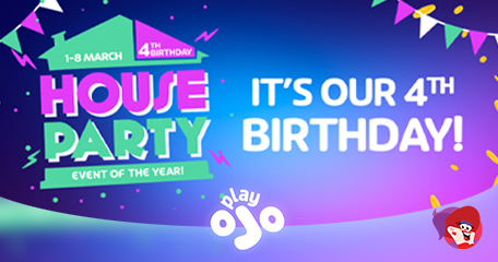 A Birthday Bonanza Packed with £20K in Prizes!