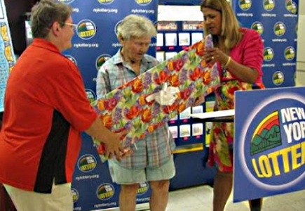 Scratch Card Pays Big for a New York Woman