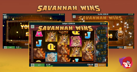 Play a Really Wild New Slot for Free via mFortune