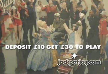 Jackpotjoy Bingo Launches Advertising Campaign