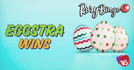 Eggstra Cash to Be Won & Community Prizes Too!