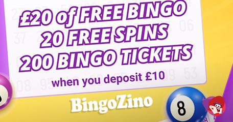 BingoZino is (Finally!) Brought Bang Up to Date
