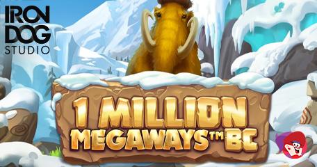 Prehistoric Fun Awaits Players in 1 Million Megaways BC