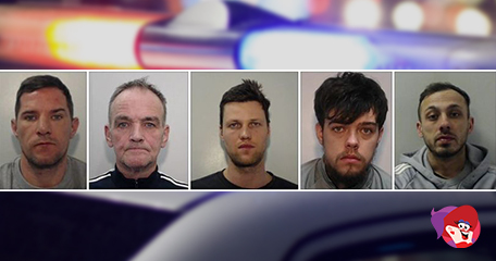 From Bingo (Drugs) Haul to Jail for These Dopey Criminals!