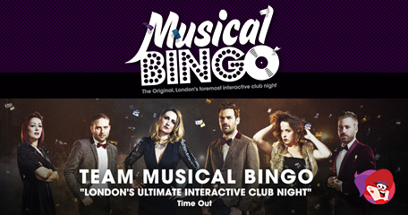An Epic Bingo Experience with Comedians and Music Finally Announces Its Return