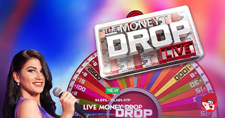 Get Ready for a New Casino Gameshow – The Money Drop Live!