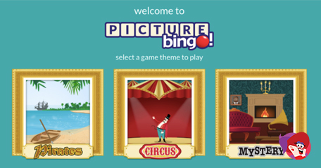 Picture Bingo Arrives at Tombola: Three Unique Rooms to Choose From! Which Will Be Your Favourite?