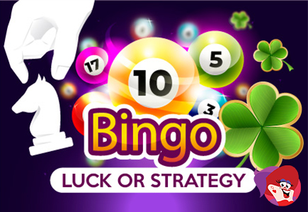 Playing Bingo - Is It Down to Luck or Strategy?